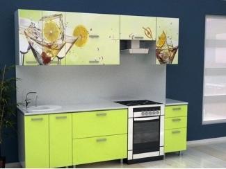 Кухня ФОТОПЕЧАТЬ 002, Мебельная фабрика Кухни Дизайн, г. Пенза