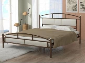кровать металлическая 160 Тая-2, Мебельная фабрика Гайвамебель, г. Пермь