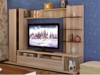 Гостиная стенка Латте 1, Мебельная фабрика Ник (Нижегородмебель), г. Нижний Новгород