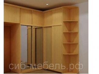 Шкаф угловой 7, Мебельная фабрика Сиб-Мебель, г. Новосибирск