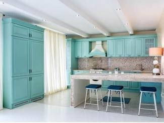 Кухонный гарнитур ЗД-6, Мебельная фабрика АКАМ, г. Москва