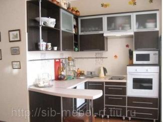 Угловая кухня 20, Мебельная фабрика Сиб-Мебель, г. Новосибирск
