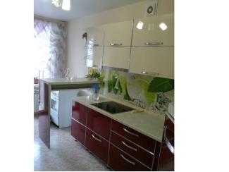 Кухня пластиковая в алюминиевом профиле, Мебельная фабрика KL58, г. Пенза