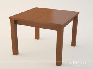 Обеденный квадратный стол , Мебельная фабрика ВерноКухни, г. Челябинск