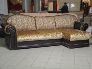Диван угловой Еврокнижка 23, Мебельная фабрика Градиент-мебель, г. Краснодар