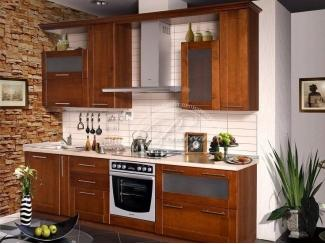 Кухня из массива 9, Мебельная фабрика Ренессанс, г. Кузнецк