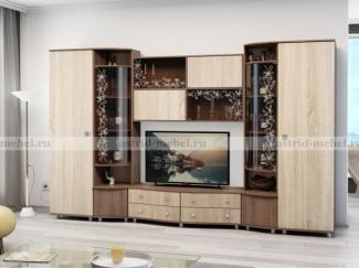 Гостиная Монако, Мебельная фабрика Астрид-Мебель, г. Пенза