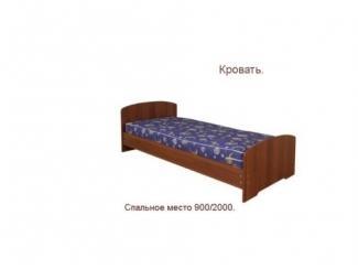 Кровать, Мебельная фабрика Союз мебель, г. Пенза