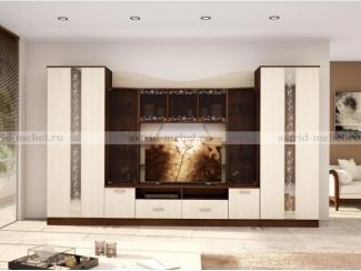 Гостиная Палермо 2, Мебельная фабрика Астрид-Мебель, г. Пенза