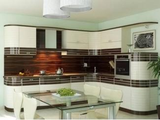 Кухня в светлых тонах Эмаль , Мебельная фабрика Вектра-мебель, г. Невинномысск