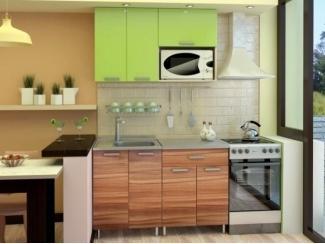 Кухонный гарнитур Моно 1.2 м, Мебельная фабрика Форс, г. Волгодонск