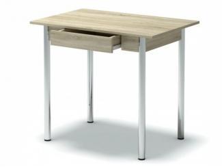 Стол обеденный с ящиком, Мебельная фабрика Гайвамебель, г. Пермь