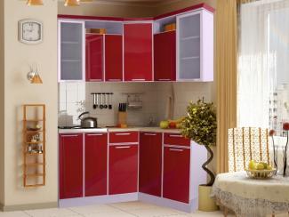Кухня угловая с алюминиевым профилем, Мебельная фабрика Таганрогская мебельная компания, г. Таганрог