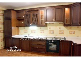 Угловая кухня из массива, Мебельная фабрика МебельЛайн, г. Самара