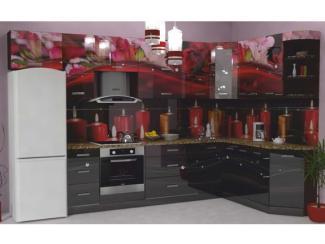 Кухонный гарнитур Фотопечать 13, Мебельная фабрика Форт, г. Ульяновск
