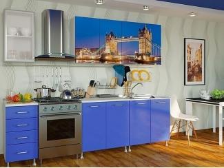 Кухня с фотопечатью 007, Мебельная фабрика Гранд Мебель, г. Кузнецк
