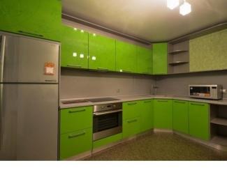 Кухня ПЛАСТИК Лайм, Мебельная фабрика Кухни Дизайн, г. Пенза
