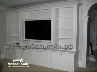 Белая гостиная, Мебельная фабрика МебельЛайн, г. Самара