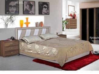 Кровать Tunis , Мебельная фабрика DOSS, г. Новосибирск