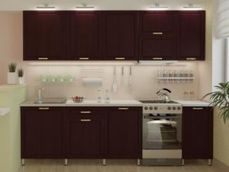кухня прямая БельКанто фасады МДФ, Мебельная фабрика Форс, г. Волгодонск