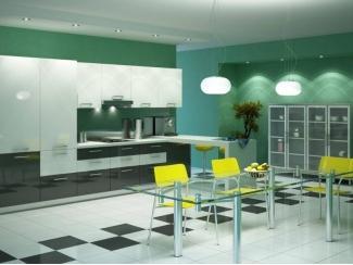 Кухня из акрила AGT, Мебельная фабрика KL58, г. Пенза