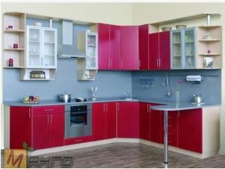 Угловой кухонный гарнитур Услада, Мебельная фабрика Манго, г. Пенза