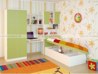 Детская Геометрия 3, Мебельная фабрика Астрид-Мебель, г. Пенза