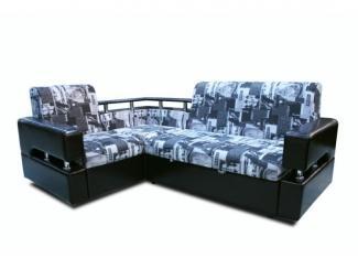 Диван угловой Ренат, Мебельная фабрика Градиент-мебель, г. Краснодар