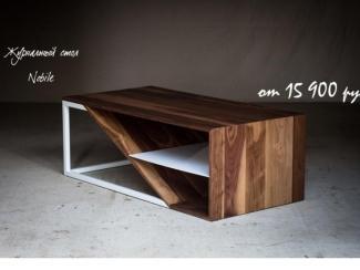 Журнальный стол Nobile, Мебельная фабрика Tayga, г. Орел