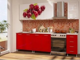 Кухня с фотопечатью 006, Мебельная фабрика Гранд Мебель, г. Кузнецк