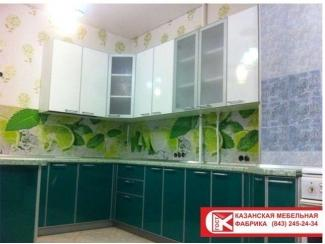 Кухня из пластика , Мебельная фабрика ГОСТ, г. Казань