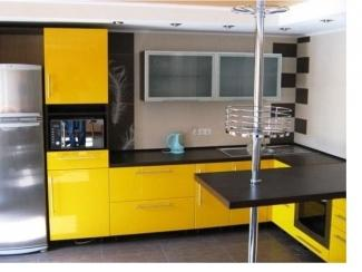 Кухонный гарнитур КИ-4, Мебельная фабрика АКАМ, г. Москва