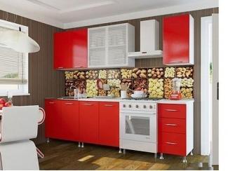 Прямая кухня Катя, Мебельная фабрика ГОСТ мебель, г. Пенза