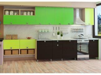 кухня прямая БельКанто фасады ЛДСП, Мебельная фабрика Форс, г. Волгодонск
