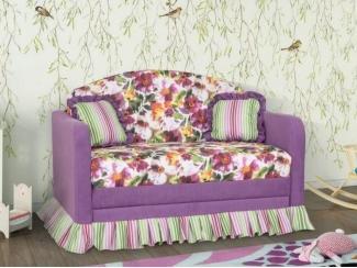 Детский диван Джульетта, Мебельная фабрика Ник (Нижегородмебель), г. Нижний Новгород