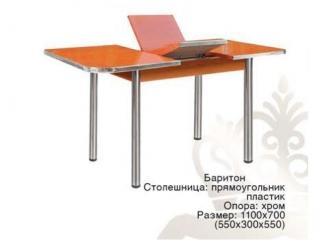 Стол Баритон раздвижной, Мебельная фабрика RiRom, г. Кузнецк