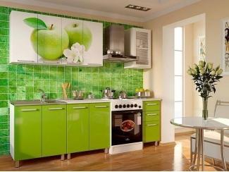 Кухня с фотопечатью 003, Мебельная фабрика Гранд Мебель, г. Кузнецк