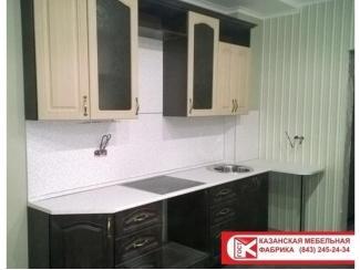 Кухня МДФ в ПВХ, Мебельная фабрика ГОСТ, г. Казань
