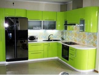 Угловая кухня, Мебельная фабрика Арт Мебель, г. Новосибирск