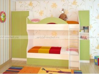 Детская Геометрия 2, Мебельная фабрика Астрид-Мебель, г. Пенза