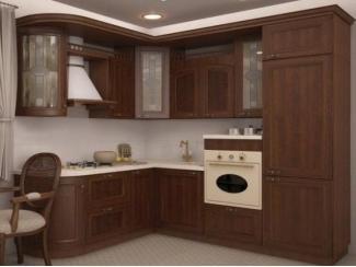 Кухня МАССИВ Лара, Мебельная фабрика Кухни Дизайн, г. Пенза