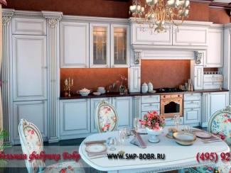 Джулия в дворцовом стиле, Мебельная фабрика Бобр, п. Поварово