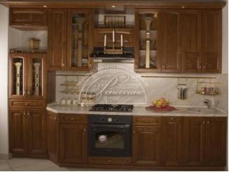 Кухня из массива 1, Мебельная фабрика Ренессанс, г. Кузнецк