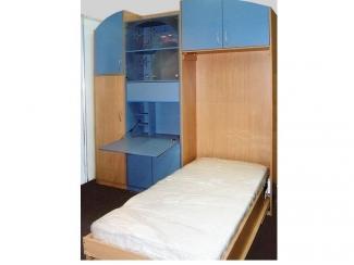 Шкаф с рабочей зоной и откидной кроватью, Мебельная фабрика Мастер Мебель, г. Новосибирск