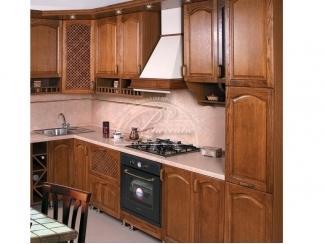 Кухня из массива 3, Мебельная фабрика Ренессанс, г. Кузнецк