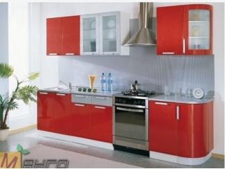 Прямая кухня Рига, Мебельная фабрика Манго, г. Пенза