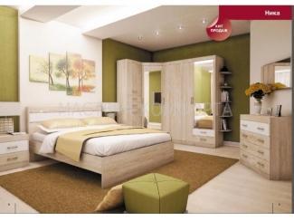 Спальня Ника, Мебельная фабрика Мастера Комфорта, г. Краснодар
