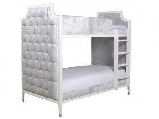Детская двухъярусная кровать категории люкс Livia, Мебельная фабрика МебельЛайн, г. Самара