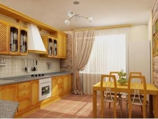 Кухня из массива дерева, Мебельная фабрика KL58, г. Пенза