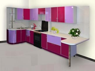 Кухня угловая Надежда, Мебельная фабрика ДОК-Сервис, г. Ульяновск